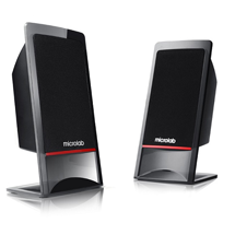 Microlab M-700U Speakers with sub woodfer (2.1)