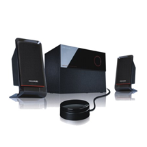 Microlab M-200 Speakers with woofer (2.1)