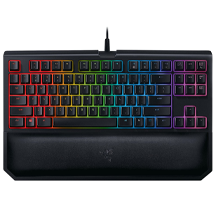 Razer BlackWidow Tournament Edition Chroma V2 – Mechanical Gaming Keyboard -(GREEN SWITCH)