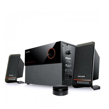 Microlab M-223 (07) Speakers with woofer (2.1)