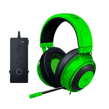 Razer Kraken Tournament Edition - Wired Gaming Headest with USB Audio Controller - Green