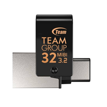 Team OTG M181 USB 3.0 (TYPE C +  USB 3.2 Gen1) 32GB