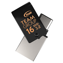 Team OTG M181 USB 3.0 (TYPE C +  USB 3.2 Gen1) 16GB