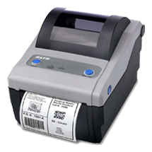 SATO CG408TT Printer (Compact)