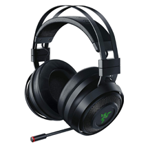 Razer NARI - WIRELESS GAMING HEADSET - Black
