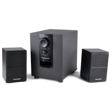 Microlab M-106 Speakers with woofer (2.1)